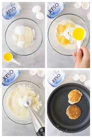 Is cottage cheese keto nutrition facts health benefits and best brands keto pots.one ounce (28 grams) of cheddar cheese provides 1. Keto Friendly Cottage Cheese Pancakes Here To Cook