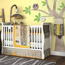 ideas owl crib bedding