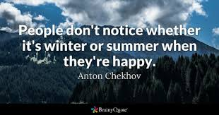 Quotes winter