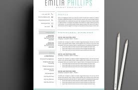 Cool Resume Template Free Word Resume Template Creative Resume