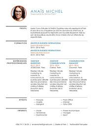 Resume Modern E Curriculum Vitae Moderne Cv Ultra Tendance Mycvfactory