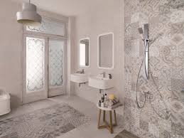 Patterned Floor Tiles Bathroom Fascinate Patterned Ceramic Floor Tile Tile Ideas Tile Ideas
