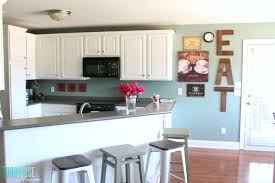 painted white cabinetsHow to Paint Kitchen Cabinets without Fancy Equipment