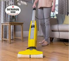 karcher fc5 hard floor cleaner yellow