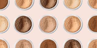 powder foundations are the secret to a shine free face