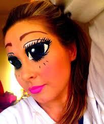 anime eyes makeup love it