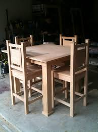 white patio furniture. Size Of Bar Stool Ana White My First Dining Table And Chairs Project Diy Patio Furniture