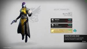 Max Light Level For Level 20 How To Use A Character Power Boost In Destiny 2 Shacknews