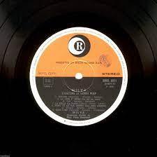 LP - Milva - Canzoni Di Edith Piaf (ORIGINAL ITALY EDIT.1970) AS MINT*COMO  NUEVO