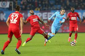 Trabzonspor ile Ümraniyespor, çeyrek final ilk maçında golsüz berabere -  Evrensel