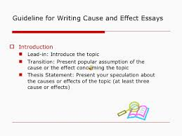 what is a cause and effect essay causes and effects of obesity essay etame mibawa co