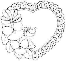 Human Heart Coloring Pages Coloring Pages Hearts Kingdom Hearts