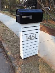 modern curbside mailbox. Modern Mailbox Ideas Picture To Curbside