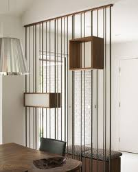 Endearing Modern White Living Room Decoration Using Modern Transparent  Steel Walmart Room Dividers Including White Brick Living Room Wall And  Stainless ...