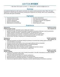 Retail Job Resumes Retail Resume Examples Sonicajuegos Com