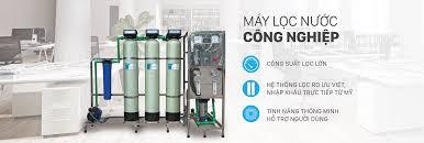Báo giá Hệ thống Máy lọc nước công nghiệp RO công suất lớn