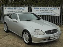 All used mercedes sl on the aa cars website come with free 12 months breakdown cover. Mercedes Slk 320 Proprietor Daniel Wagner T A Dkw Vehicle Sales
