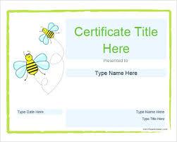 Plain Certificate Template – Gocollab