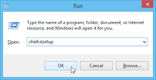 add to startup how to add remove programs and files to system startup in windows 8 1