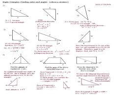 Area Of A Right Triangle Worksheet Worksheets for all   Download ...