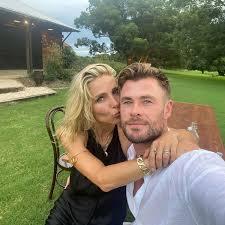 Chris Hemsworth Praises Wife Elsa Pataky on Mother's Day