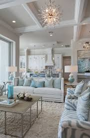 Living Room Benches Living Room Gray Benches White Chandeliers White Chaise Lounges