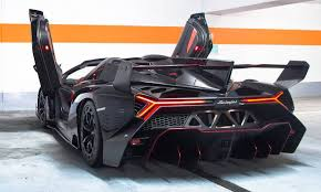 lamborghini veneno. lamborghini veneno roadsterpolish black carbon red leather nero aldebaran u2013 rosso striping i