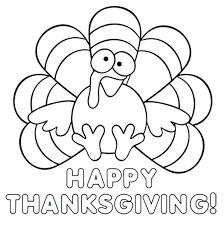 Thanksgiving Coloring Pages For Free Printable Thanksgiving Day ...