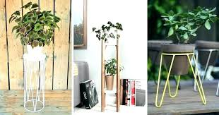 Mid Century Modern Plant Stand Plants These Stands Put Your Favorite  Landscape Diy And Landsc Metal E47