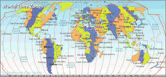 Time Map Map Of Time Map Of World Maps Of The World