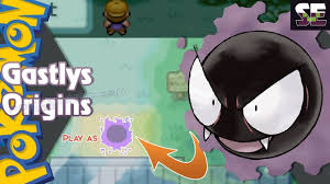 How to download Pokemon gastly origins gba zip file - YouTube