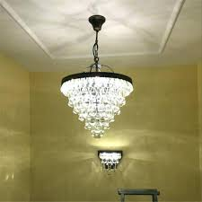 oil rubbed bronze crystal chandelier oil rubbed