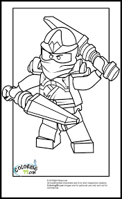 Free Ninjago Coloring Pages Awesome Ninjago Kai Coloring Pages
