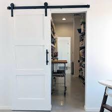 stunning interior kitchen pantry door designs