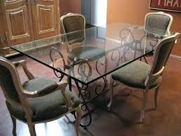 base for glass dining table glass table base only dining table rectangle glass dining table base