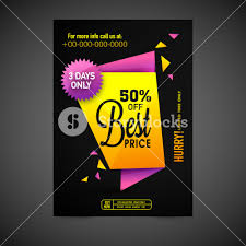 Best Price Sale With 50 Off Creative Poster Banner Or Flyer
