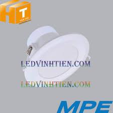 Đèn led downlight DLC 9w chính hãng MPE loại tốt, ledvinhtien.com