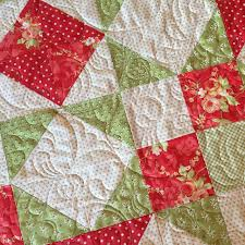 Carried Away Quilting sews a Moda Love Quilt for Christmas ... & Carried Away Quilting sews a Moda Love Quilt for Christmas Adamdwight.com