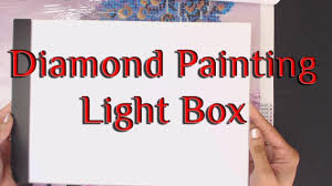 Diamond Painting Light Box Light Box For Diamond Painting