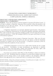 Official Documents Template Best Photos Of Trial Separation Agreement Template