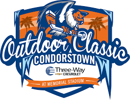 outdoor clic primary logo 2018 2018 outdoor clic hosted by the bakersfield condors and held at memorial stadium in bakersfield california