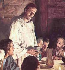 Image result for jesus and the cup pictures