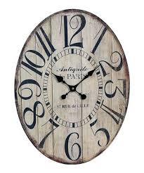 antiquite de paris wall clock