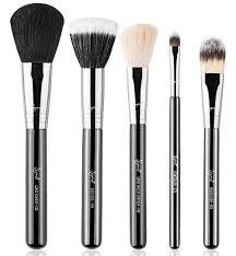 best makeup brush sets sigma beauty basic face kit