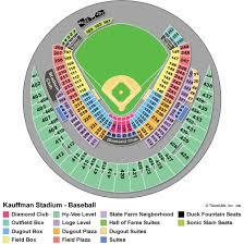 Kauffman Stadium Royals Tickets For Less