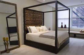 Canopy Bed With Bamboo Headboard Designs : Bamboo Headboard Designs ...