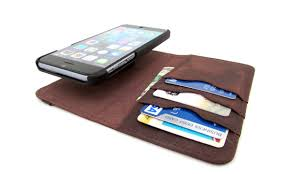 The manufacturer uses 100 percent napa genuine leather, which is more breathable, softer and glossier to make the wallet. 15 Best Wallet Cases For Iphone 6 Wicked Cool Bite