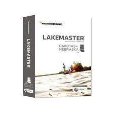 Lakemaster Charts Hcdak5 Lakemaster Dakotas Nebraska Chart Microsd Sd Card Version 5