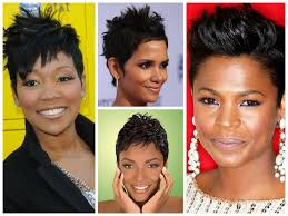 Spike Hair Style For Women cropped hairstyle ideas for black women hair world magazine 5940 by wearticles.com