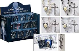 Rosary Display Stand